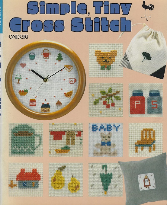 Image for Simple, Tiny Cross Stitch