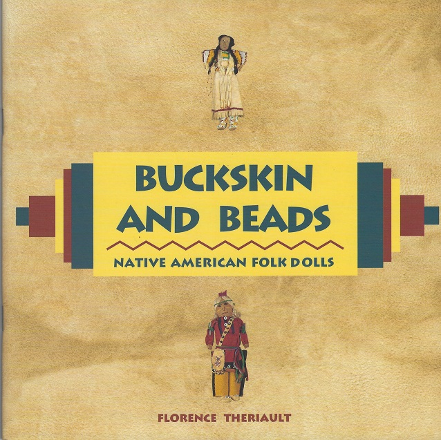 Image for Buckskin and Beads : Native American Folk Dolls