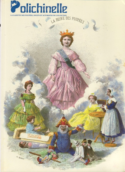 Image for Polichinelle; La Gazette Des Poupees, Jouets et Automates De Collection