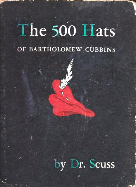 Image for 500 Hats of Bartholomew Cubbins