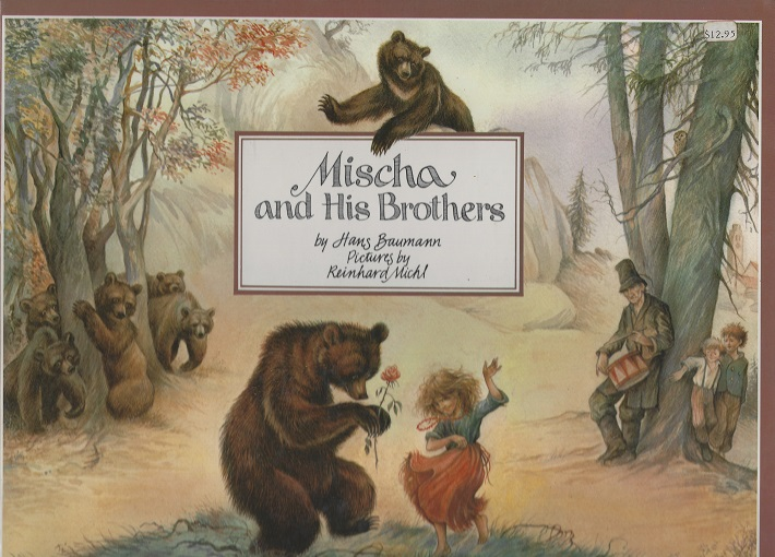 Image for Mischa and His Brothers