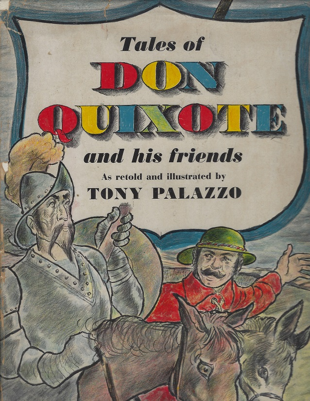 Image for Tales of Don Quixote and His Friends