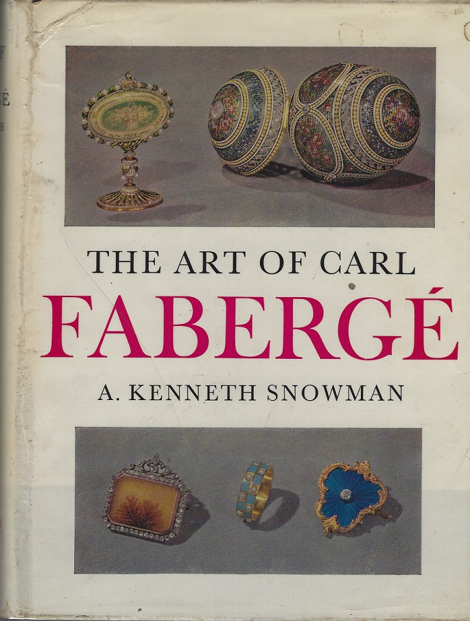 Image for Art of Carl Faberge