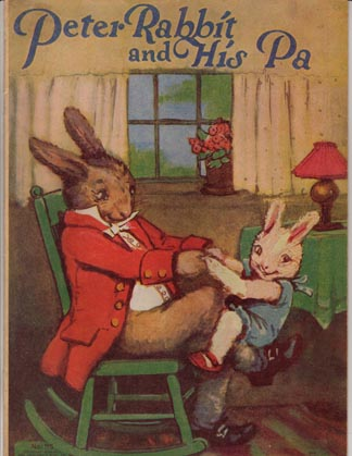 Image for Peter Rabbit and His Pa