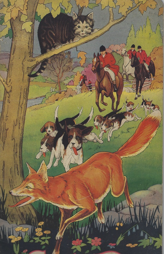 Image for Cat and the Fox