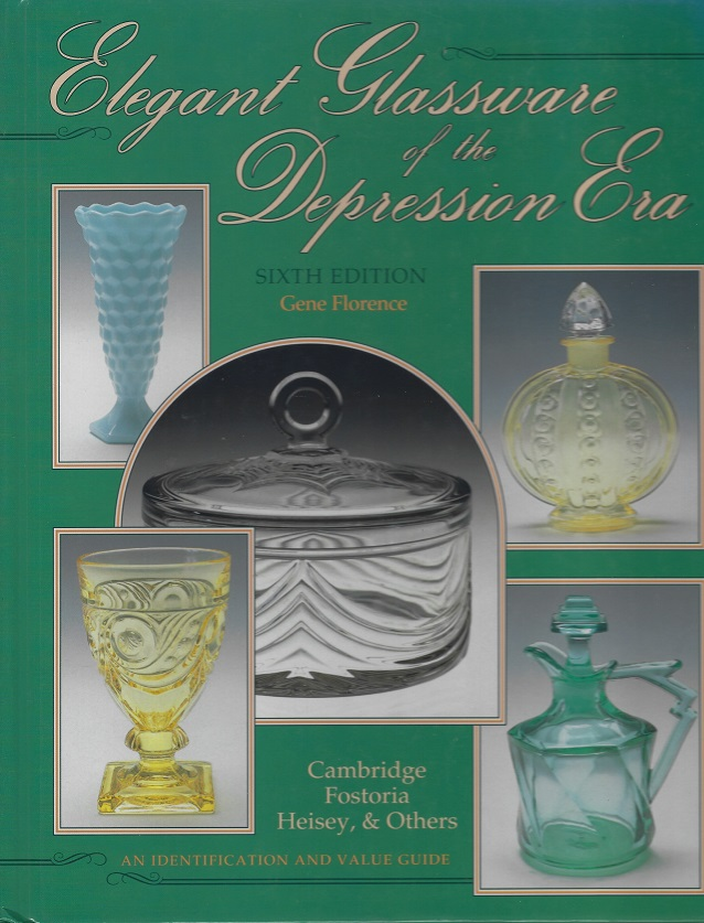 Image for Elegant Glassware of the Depression Era