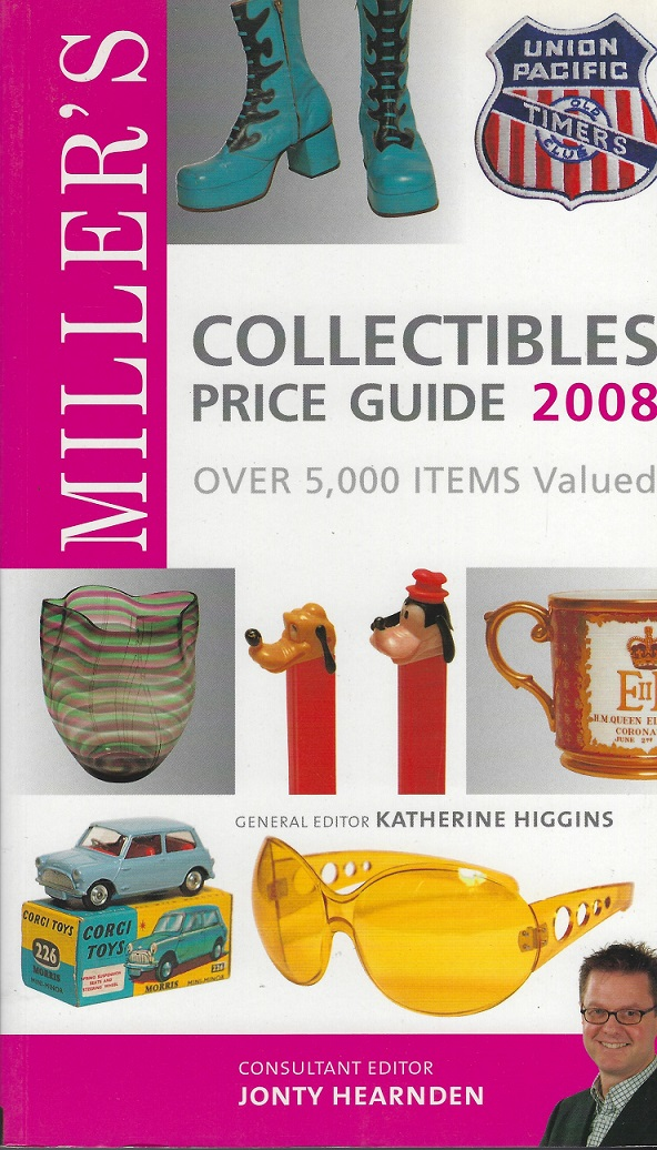 Image for Miller's Collectibles Price Guide 2008