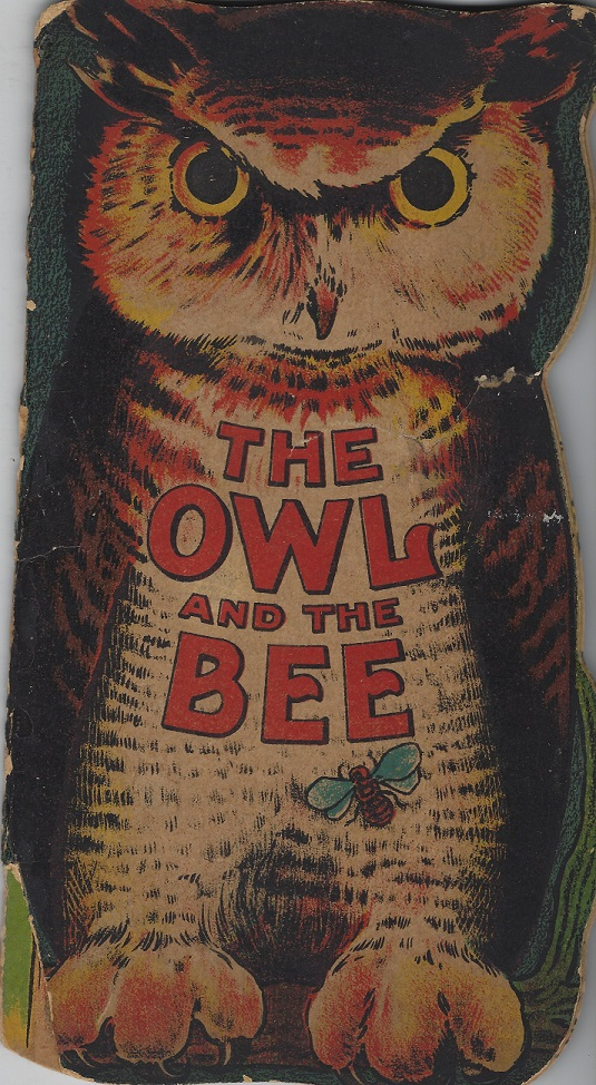 Image for Owl and the Bee