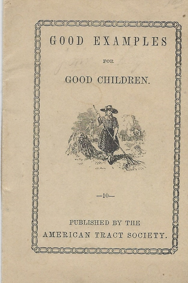 Image for Good Examples for Good Children