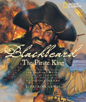 Image for Blackbeard the Pirate King