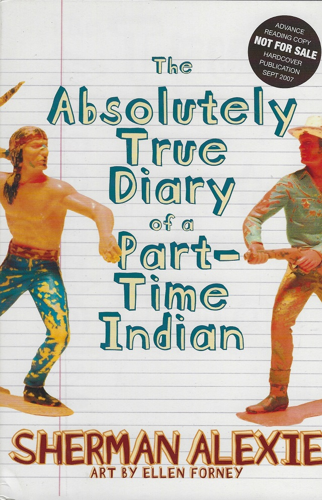 Image for Absolutely True Diary of a Part-Time Indian