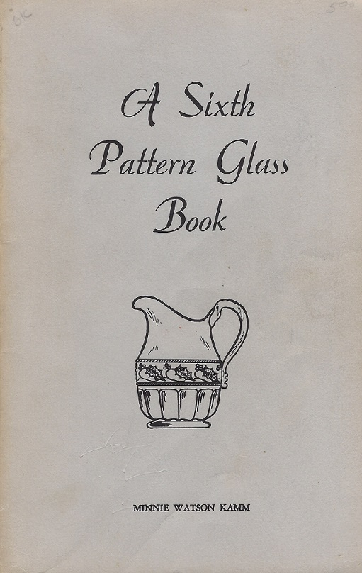 Image for Sixth Pattern Glass Book