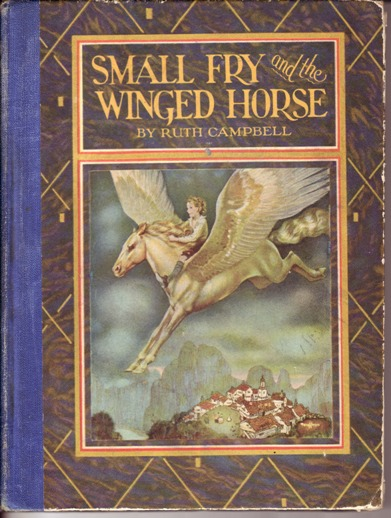 Image for Small Fry and the Winged Horse