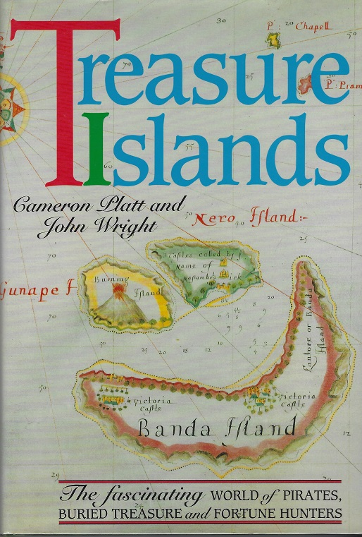 Image for Treasure Islands; the Fascinating World of Pirates, Buried Treasure and Fortune Hunters