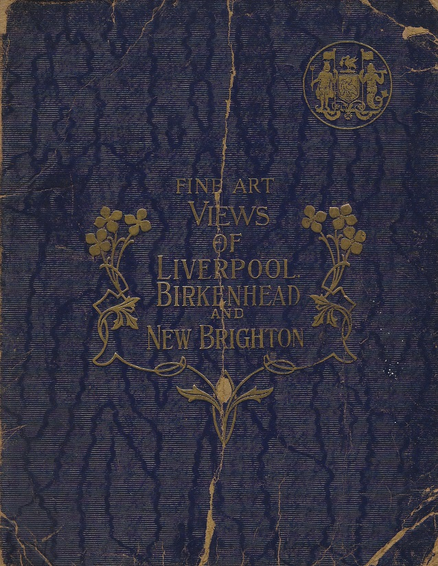 Image for Fine Art Views of Liverpool, Birkenhead and New Brighton