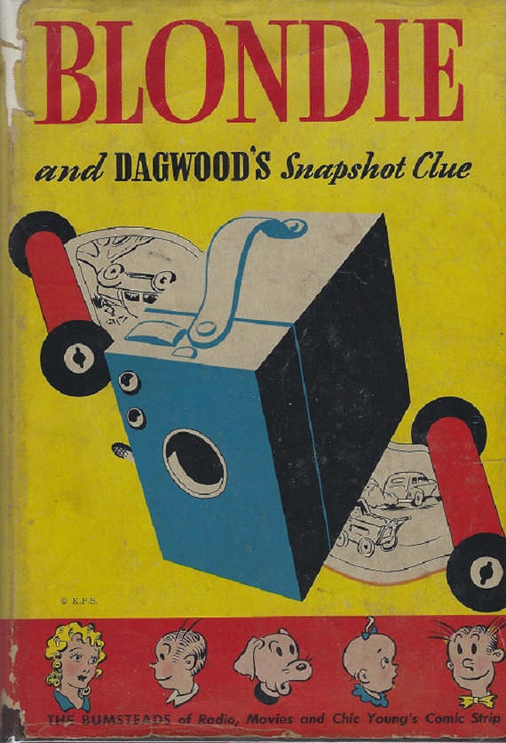 Image for Blondie and Dagwood's Snapshot Clue