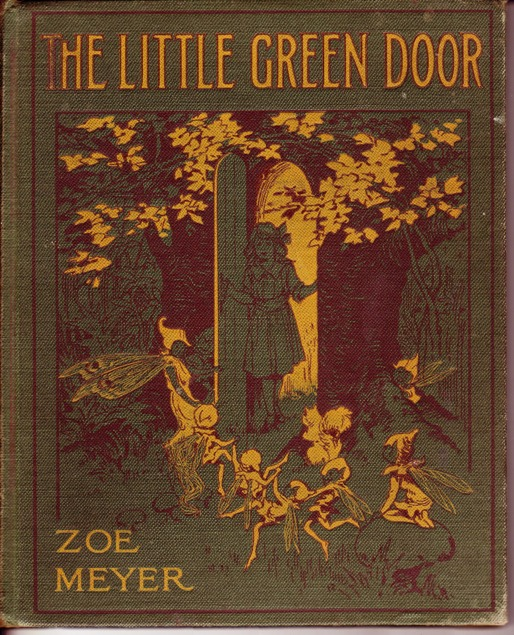 Image for Little Green Door
