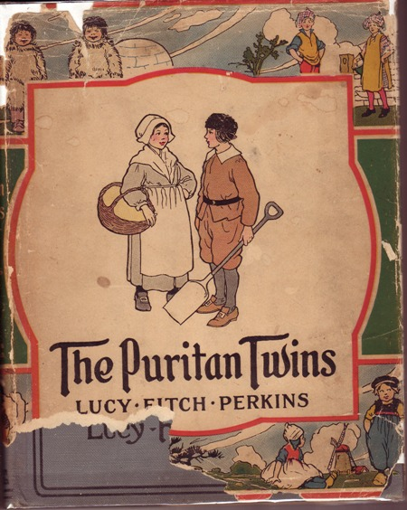 Image for Puritan Twins