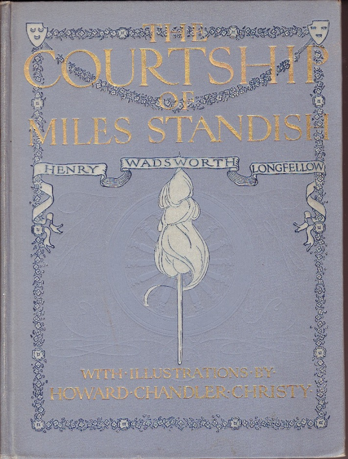 Image for Courtship of Miles Standish