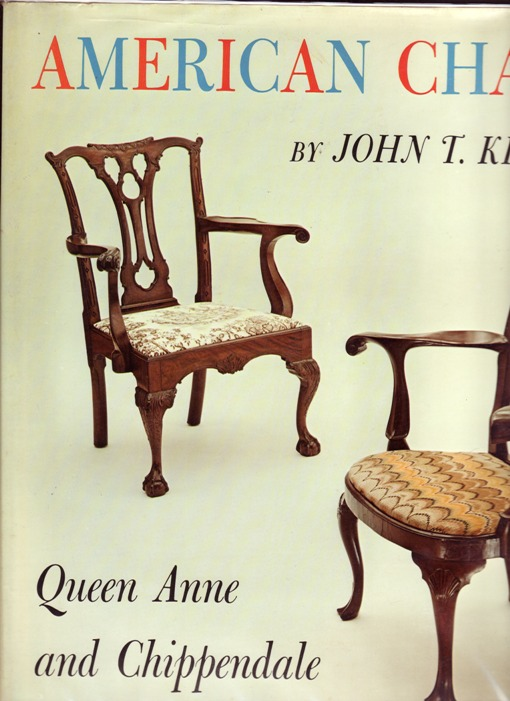 Image for American Chairs:  Queen Anne and Chippendale: Queen Anne and Chippendale