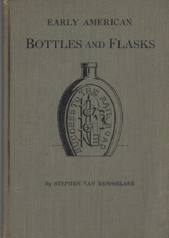 Image for Check List of Early American Bottles and Flasks
