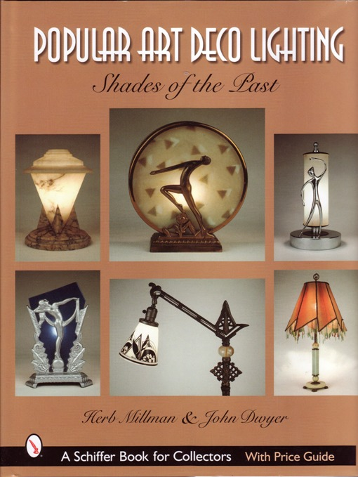Image for Popular Art Deco Lighting: Shades of the Past