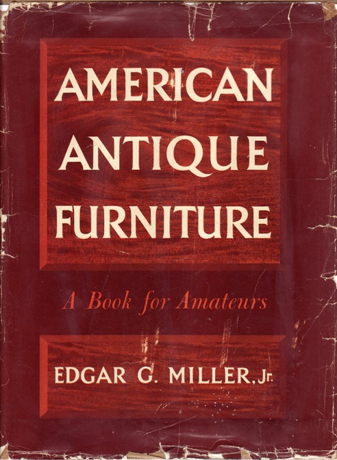 Image for American Antique Furniture; a Book for Amateurs, 2 Volumes