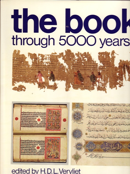 Image for Book Through Five Thousand Years : A Survey