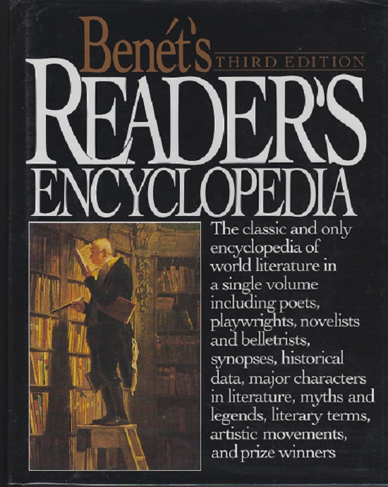 Image for Benet's Reader's Encyclopedia, Third Edition