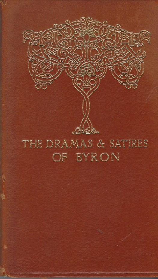 Image for Dramas and Satires of Byron