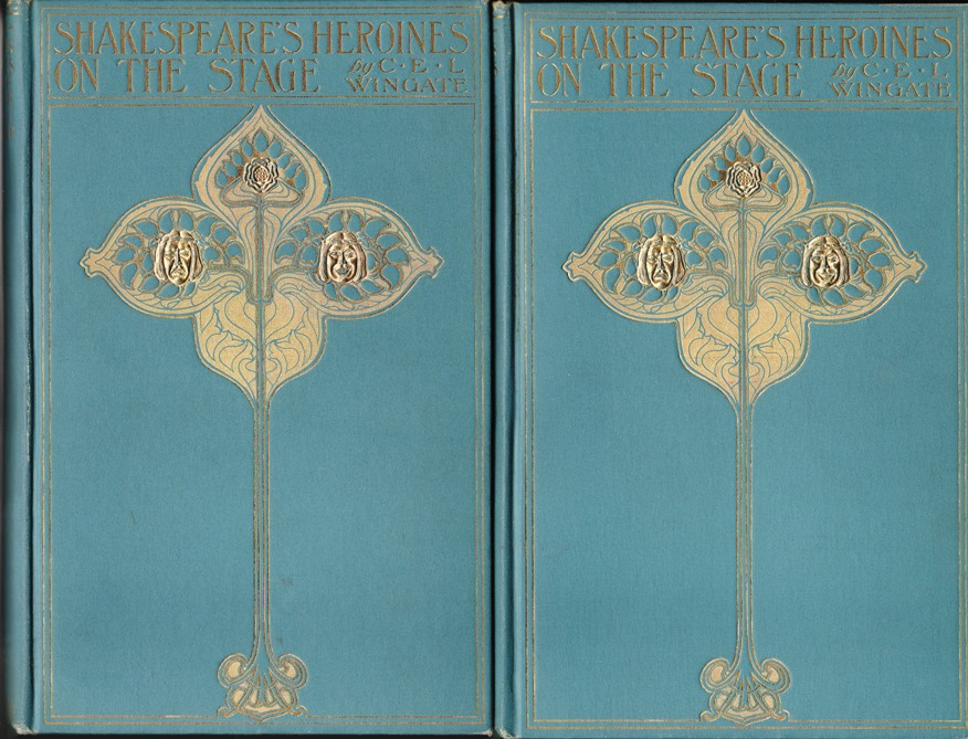 Image for Shakespeare's Heroines on the Stage, 2 Volumes