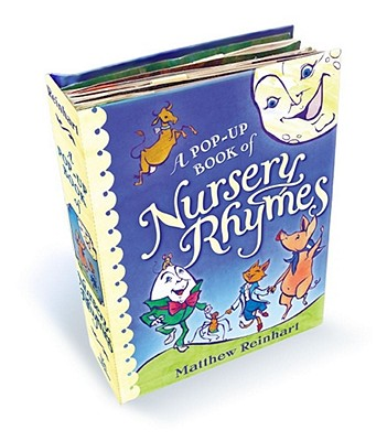 Image for Pop-Up Book of Nursery Rhymes