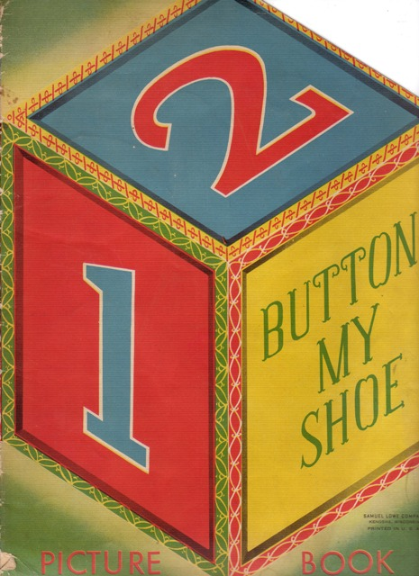 Image for 1 2 Button My Shoe