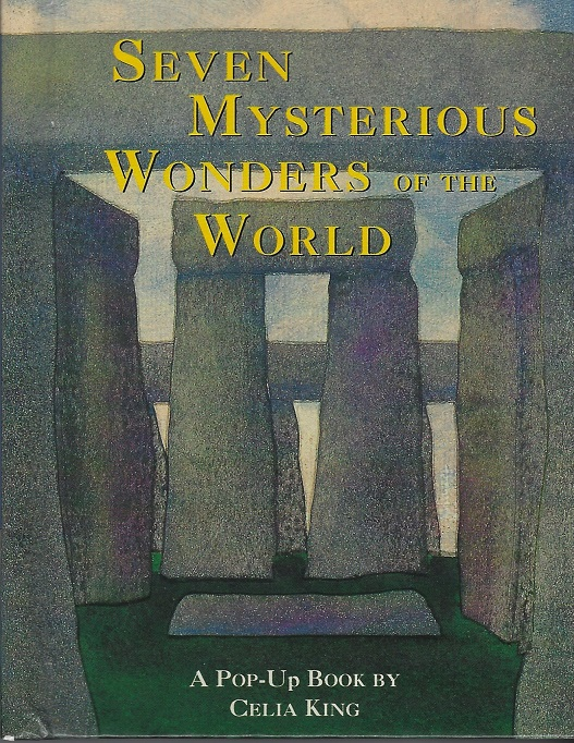 Image for Seven Mysterious Wonders of the World: A Pop-Up Book