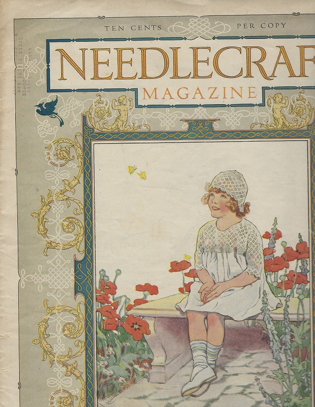Image for Needlecraft Magazine, June 1922