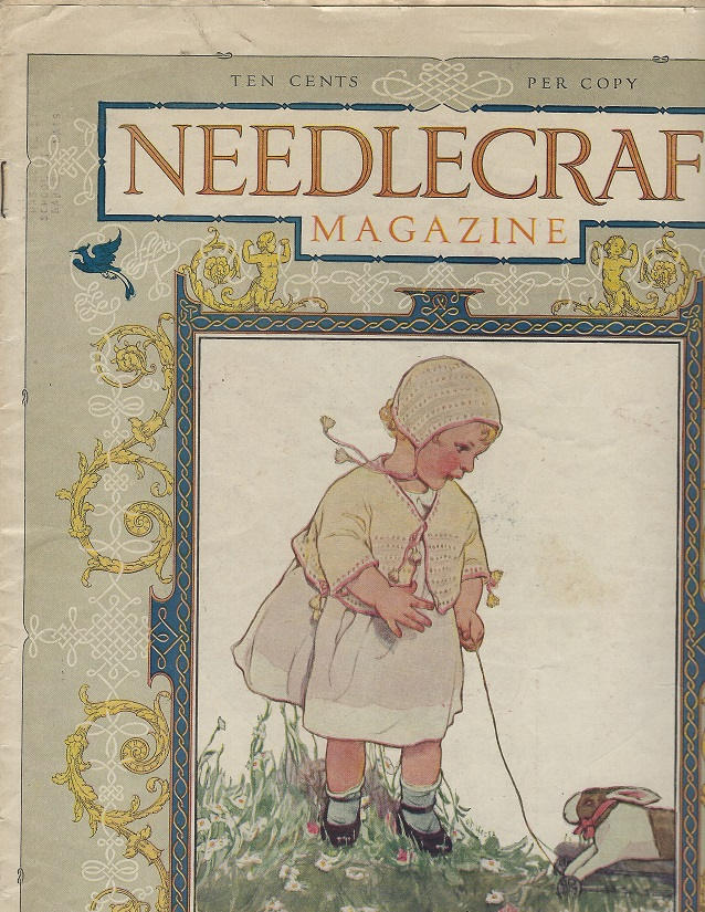 Image for Needlecraft Magazine, April 1922