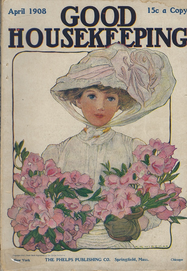 Image for Good Housekeeping Magazine, April 1908