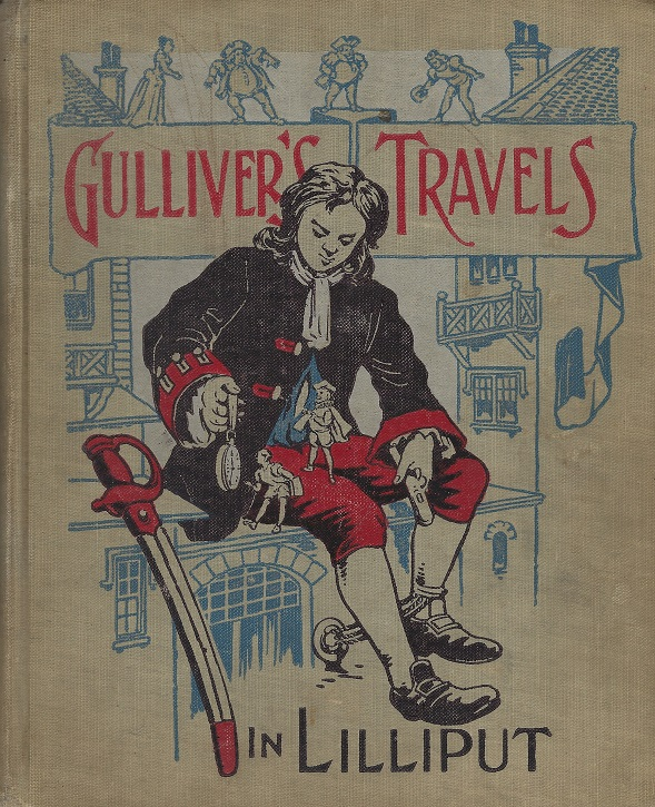 Image for Gulliver's Travels in Lilliput