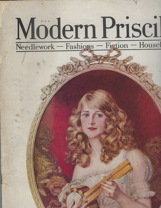 Image for The Modern Priscilla: March 1923