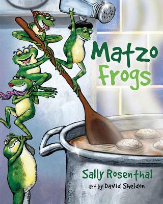 Image for Matzo Frogs
