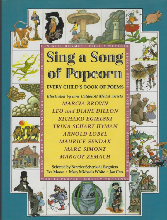 Image for Sing a Song of Popcorn: Every Child's Book of Poems