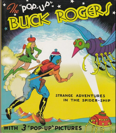 "Image for Buck Rodgers 25th Century Featuring Buddy and Allura in "" Strange Adventures In The Spider Ship"""