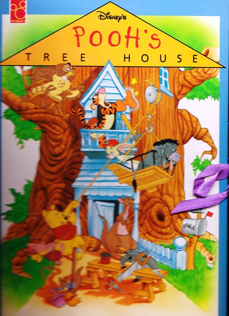 Image for Pooh's Tree House Playset