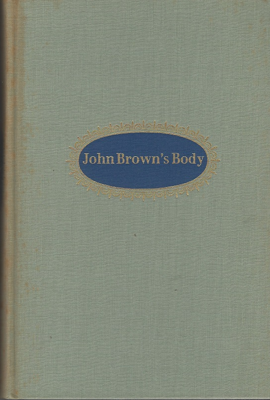 Image for John Brown's Body:  A Poem