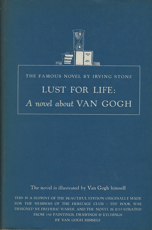 Image for Lust for Life:  A Novel about Van Gogh