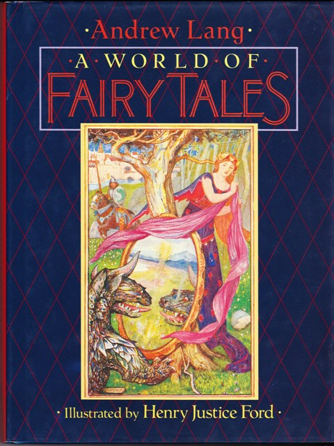 Image for A World of Fairy Tales