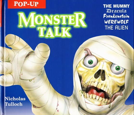Image for Pop-Up Monster Talk