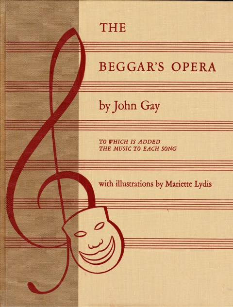 Image for The Beggar's Opera:  to Which Is Added the Music to Each Song