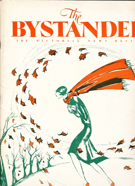 Image for The Bystander of Cleveland, The Pictorial News Review, October 26, 1929