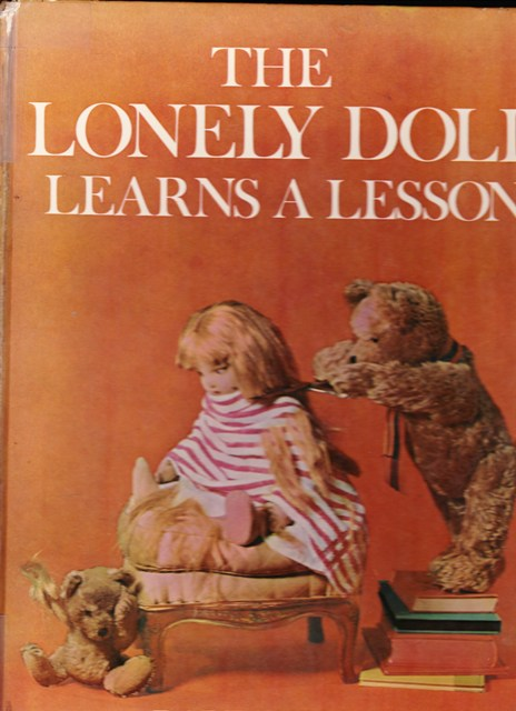 Image for The Lonely Doll Learns A Lesson